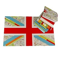 union jack english flag quilt pattern mini patchwork